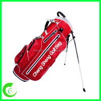 Custom OEM Logo Nylon Materials Stand Waterproof Golf Bag