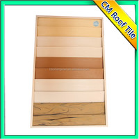 Environment Friendly ASA Plastic Exterior Wall Insulated Panel