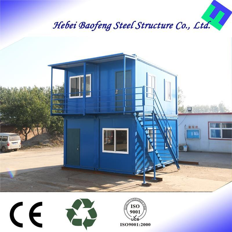 2016 Well for Sale flat pack prefab Prefabricated Container Houses for large metal dog house with CE Certification