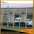 Luxury Glass Wall Car Showroom Tent for sales