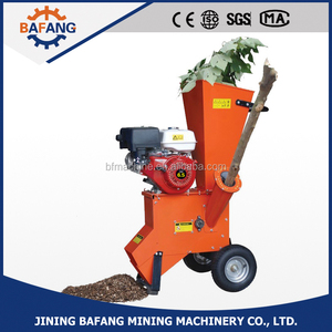Hot sale for Wood Chipping Machine 13Hp Garden Chipper Shredder Gasoline Wood Chipper