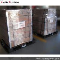 Plastic pallet packing with iron strap, odm fabrication, oem fabrication, oem prototype