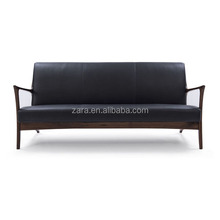 Nordic furniture leather sofa set designs living room furniture popular sofa