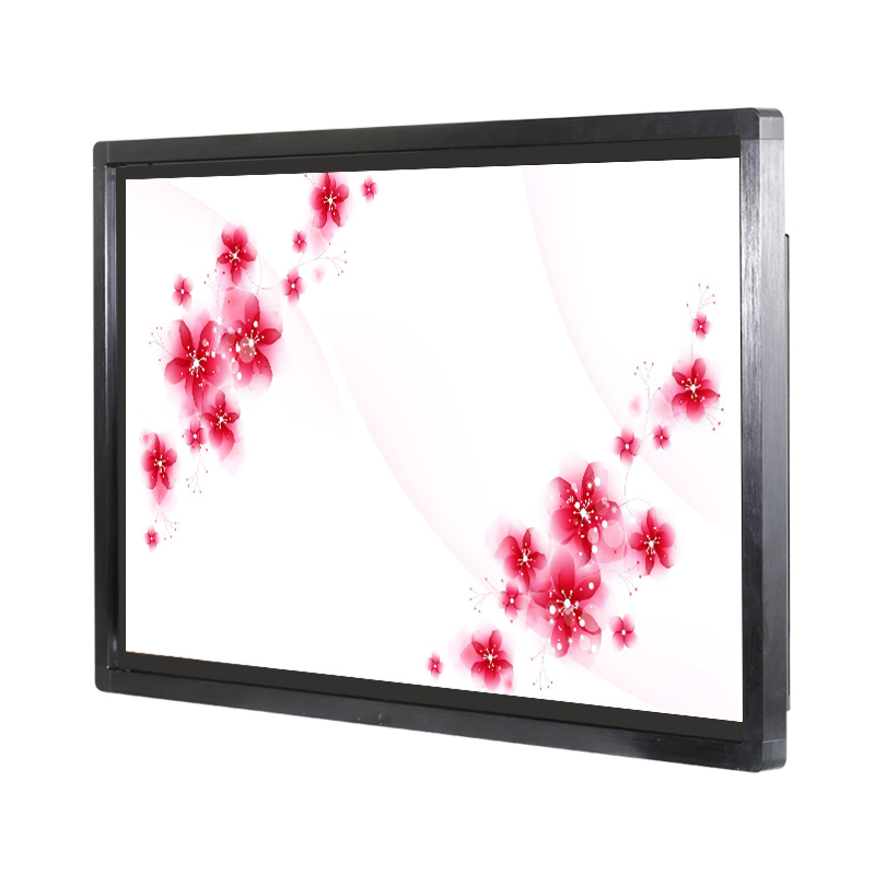 55 Inch Wall Mount HD Multi Points IR All In One PC LCD Monitor