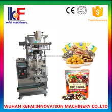 fried fruit slices,potato chips,banana chips VFFS packing machine