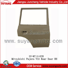 Mitsubishi Pajero V33 Car Rear Door Supplier