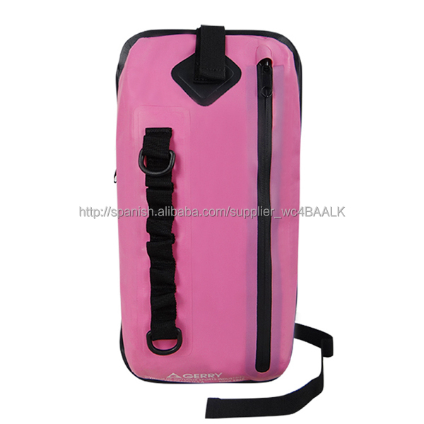 Chest bag male with front pocket multifunction sling bag Messenger bag men and women light hiking single shoulder backpack