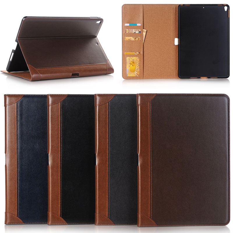 Book style Cover Design Smart Flip Case for iPad Pro 10.5