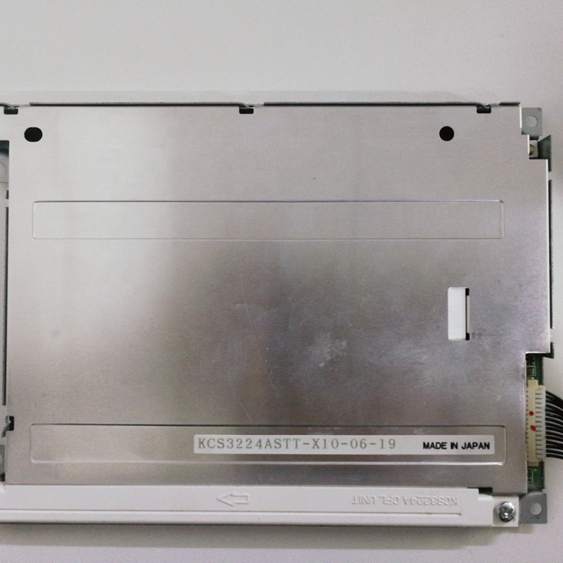 KCS3224ASTT-<strong>X10</strong> 5.7 inch LCD display <strong>screen</strong> Panel test good