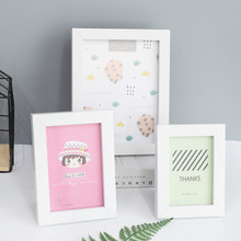 2018 wholesale manufacture cute high quality cheap wooden picture photo frames