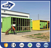 Ready made steel structure prefabricated container house for sale