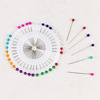 Colorful Steel Jewelry Accessory Fixation Stick 40 Pieces