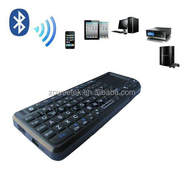 OEM ODM customized laser projection bluetooth keyboard & mouse