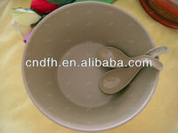 NEW !!!Hot Sale Biodegradable Eco-green Rice Husk Tableware
