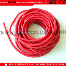 High Elasticity latex rubber stretch tube for fitness