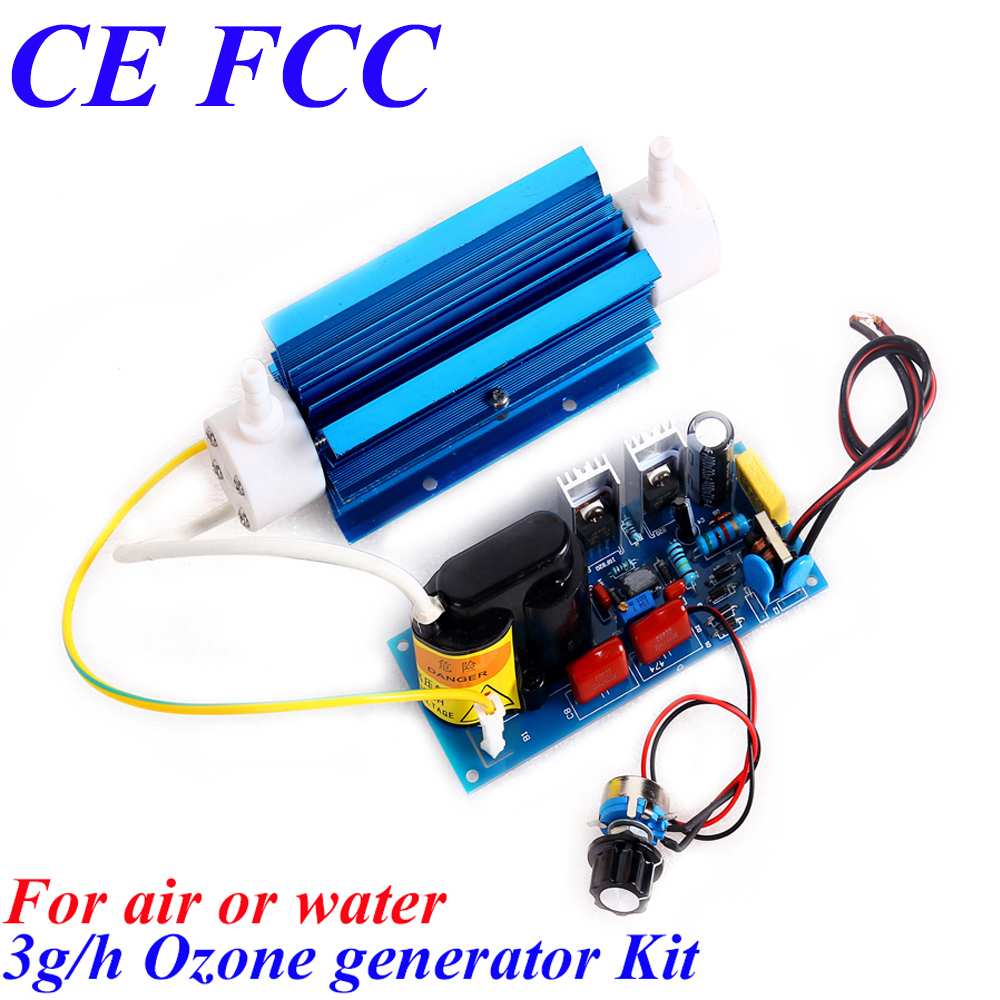 CE EMC LVD FCC air cool movable ozonizer