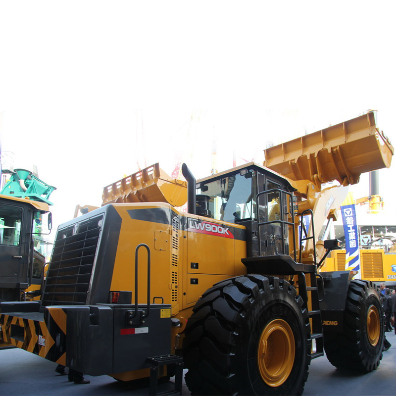 XCMG articulated wheel loader price LW900K