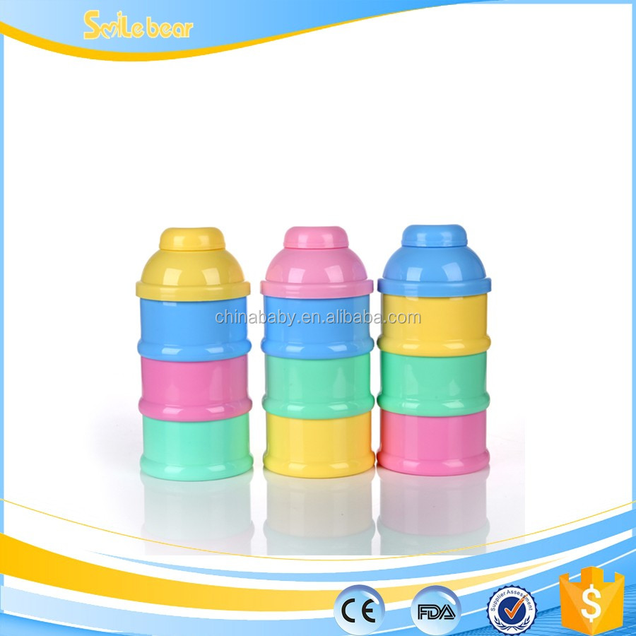 New Baby Milk Container Big Kids Food baby food in milk powder box