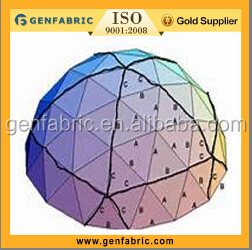 2015 new design Marquee dome tent large tent promotion