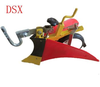 Big Production Ability Plough For Walking Tractor Mini Farm Tractor Plow