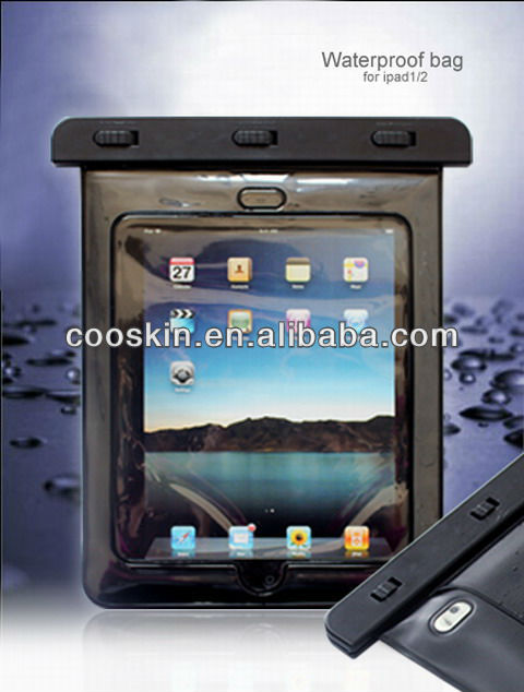 waterproof beach case for ipad3 (SW102)