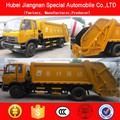 VIP supplier offer Dongfeng 4x4 Refuse Truck Price