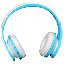 Wireless Foldable bluetooth headphone Hands free Phone Headset with Micphone 8252