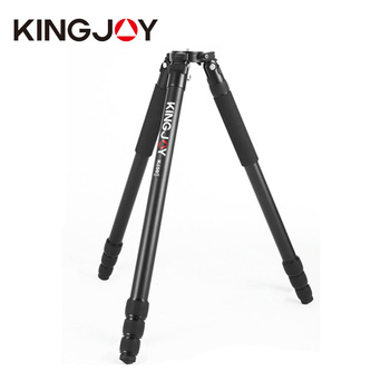 Kingjoy K4008 high margin Professional Combined Type Aluminum Heavy Load High Strength Video Camera Tripod Stand