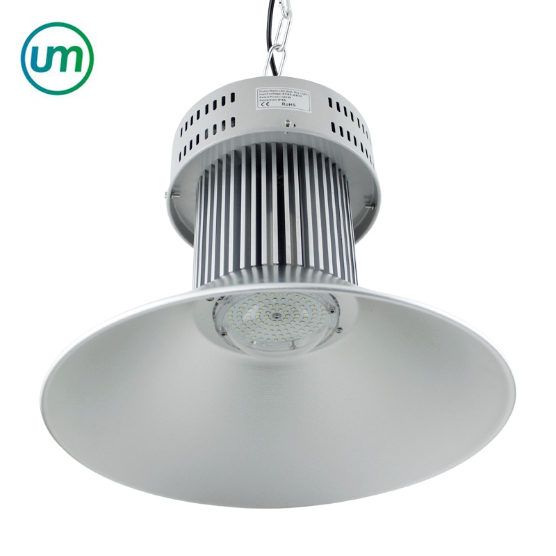 IP65 Factory Industrial LED High Bay Light 50W 100W 150W 200W Industrial Lamp
