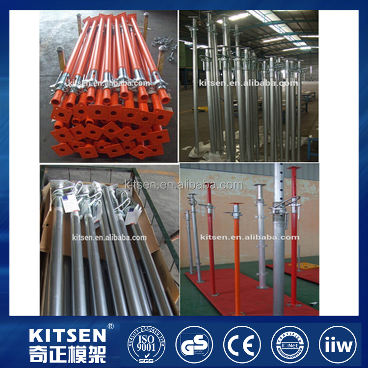 High Quality Telescopic Steel Scaffold Prop