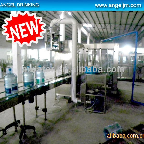 Jar Water Filling machine/Complete Automatic 5gallon(18.9liter) Jar bottle Drinking Filling plant/20L bottling system