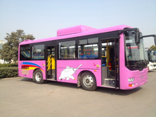 Brand new bus color design City Bus 6860 for sale