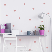 Removable Night Sky Graphic Colorful Star Stickers on The Wall for Kids DIY
