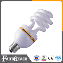 Good Quality full spiral half spiral 15W 26W 32W 36W energy saving lamp