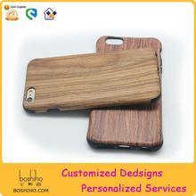 2016 China Suppliers Eco-friendly Wood Phone Case for iPhone