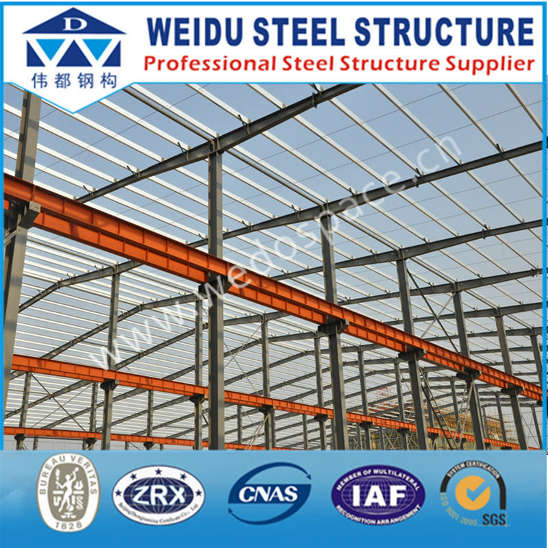 High Quality Price of Long-span Cost-effective Steel Structure India