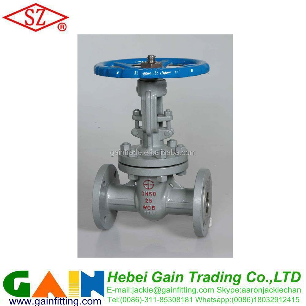 oil/water/gas gate valve