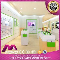 Cheap Price On-Time Delivery Cell Phone Retail Store Design