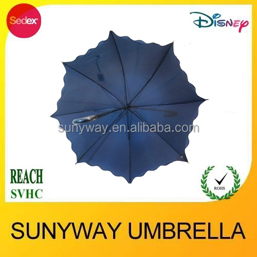 23 inches stick wholesale umbrella in China factory