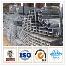 Q235 Q345B Seamless square tube pipe weld square steel tube