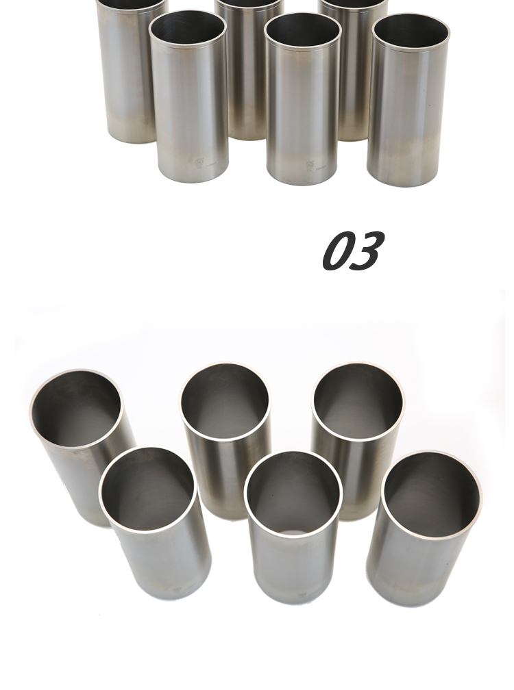 Weltake OEM 3135X041 Tractor Cylinder Liner Diesel Engine Spare Parts For Perkin Engine 1100 Parts