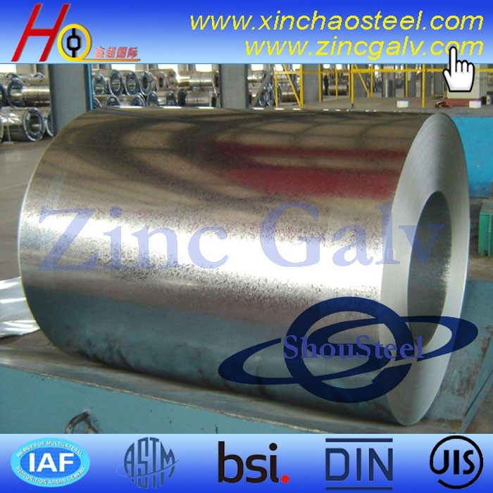 galvanized armor steel plate and coil