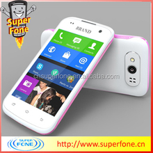 4.0 inch best chinese TV mobile phones X2 with lowest price