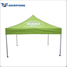 Outdoor promotional advertising brand custom folding event gazebo tent 20x10 pop up tent