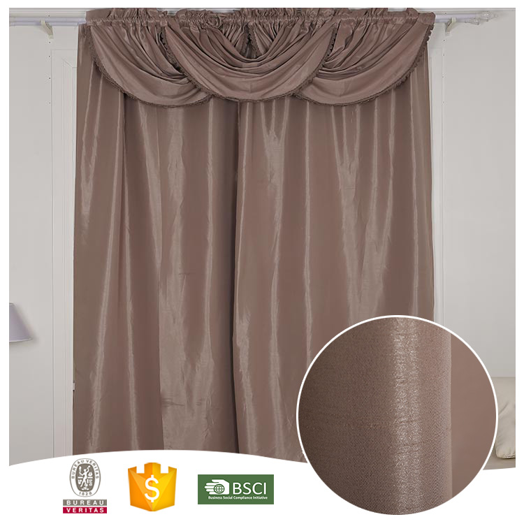 2016 Top Quality China Supplier Cheap Blackout Curtains for Sale Online