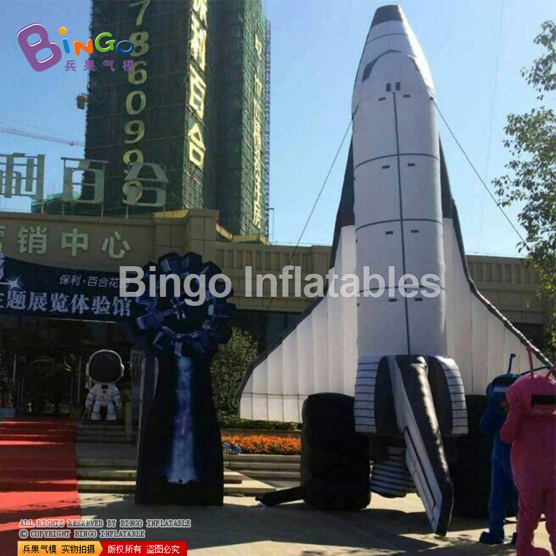 New type inflatable used aircraft model for sale