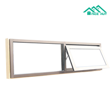 AU/NZ/CSA/USA Standard Building Material Aluminum Awning Window