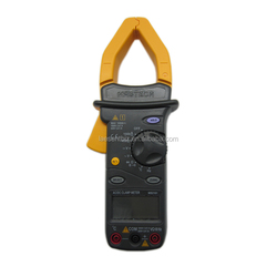 Mastech MS2101 Digital Clamp Meter AC/DC Current/Voltage/Resistance/Capacitance/Frequency/Temperature Multimeter with Auto Range