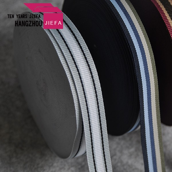 High Quality Elastic Webbing Slings Color Code for Furniture Chair