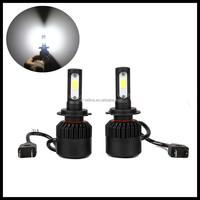 Car H7 COB LED fog lamp bulb H7 LED daytime running light H7 DRL headlight fog light lamps